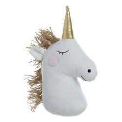 Tope de puerta unicornio infantil