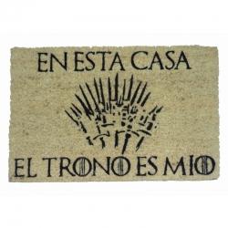 Felpudo Trono Es Mio, Coco, 60x40