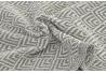 Plaid de sofa algodon herringbone 170x130 cm