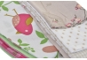 Set 2 trapo de cocina de algodon floral