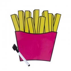 """Pizarra magnetica con marcador """" patatas """""""