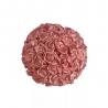 Bola rosas rosa de foam para decoracion 22 cm