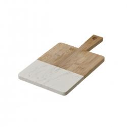 Tabla cortar de mármol blanca provenzal para cocina France