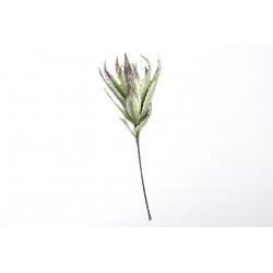 Rama con flores foam verde 86 cm