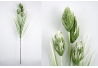 Rama con flores foam verde 100 cm