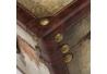 Baules de mesa de madera beige industriales para salón France