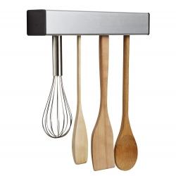 Soporte para utensilios de cocina multifuncional.