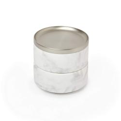 Caja joyero resina mármol