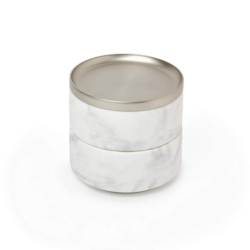 6e373177530c Caja joyero resina mármol ...