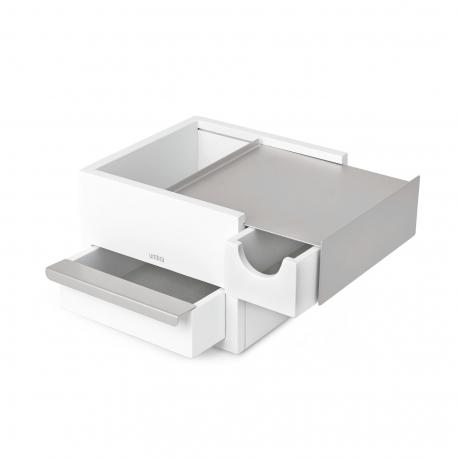 Caja de Mini joyería Moderna con Compartimentos Secretos para Accesorios