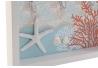 Guardallaves coral marina con 6 colgador