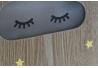 Juego de 3 caja de luz infantil forma Luna Estrella Nube.