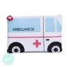 Neceser polipiel botiquin ambulancia