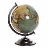 Bola del Mundo,Terraqueo verde 35 cm