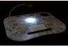 Bandeja para portatil con luz de led mapa paris