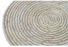 Individual de mesa seagrass natural 35x35 cm