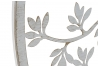 Set 2 decoracion pared metal arbol 100 cm