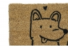 Pack 2 Felpudo 40x60 Perro y Gato
