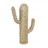 Cactus decorativo hecho de fibra 80 cm de altura