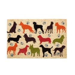 Felpudo original perros GUAU 40x60 cm