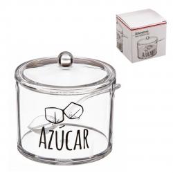 Azucarero de cocina original acrilico diseño frase AZUCAR