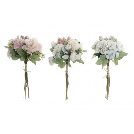 Pack 3 bouquet flores surtido