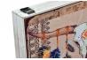Tapa de contador diseño Boho Multicolor cuadro de luz , cubrecontador