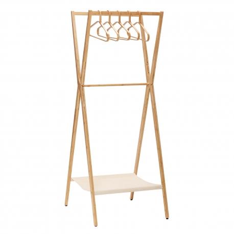 Perchero ropa Niza, bambú