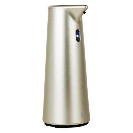 Dispensador de jabón sensor automatico niquelado
