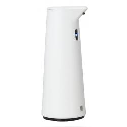 Dispensador de jabón sensor automatico blanco
