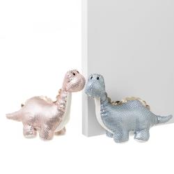 Set 2 Sujetapuertas infantil dinosaurio