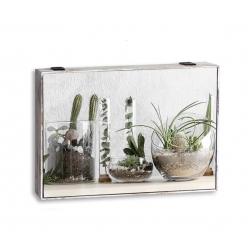 Tapa de contador original macetas cristales decorativas