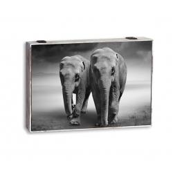 Tapa de contador decorativas elefantes
