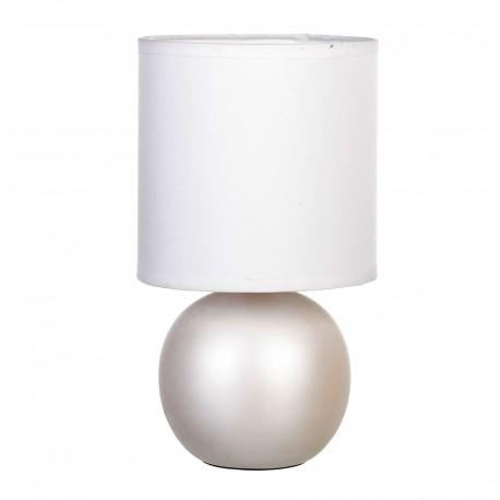 Lámpara para mesita de noche moderna cobre de cerámica para dormitorio Arabia