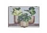 Tapa de contador original decorativas plantas