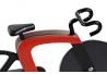 Cortador de pizza original diseño bicicleta rojo negro