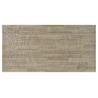 Cabecero de madera roble cabezal de cama 160x3x80 cm natural