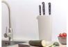 Portacuchillos de blanco taula para cocina fantasy