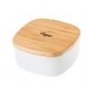 Portacomidas contenedor de alimentos taula bambu 780 ML.