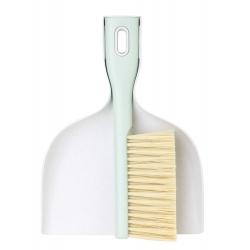 Set de Cepillo y recogedor de mano - diseño minimalista
