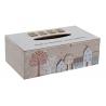 Caja para pañuelos de madera Home Casas