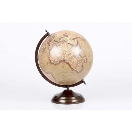 Bola del mundo globo terr queo de 30cm dcasa tienda for Globo terraqueo decoracion