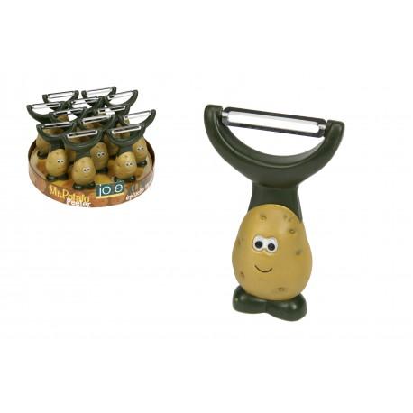Pelador original en forma de patatas