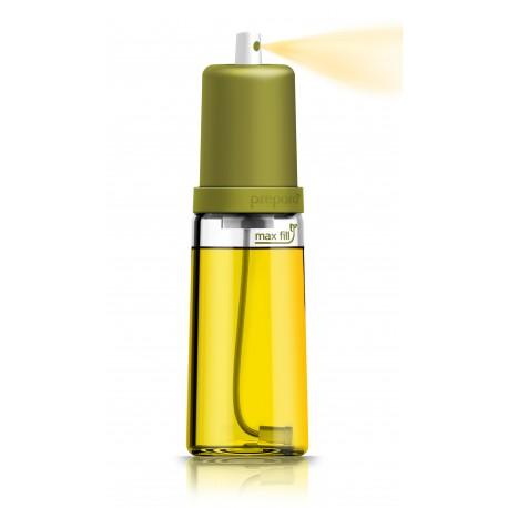 Aceitera vaporizador en spray es la manera saludable de añadir sabor ¡sin pasarse con la grasa!