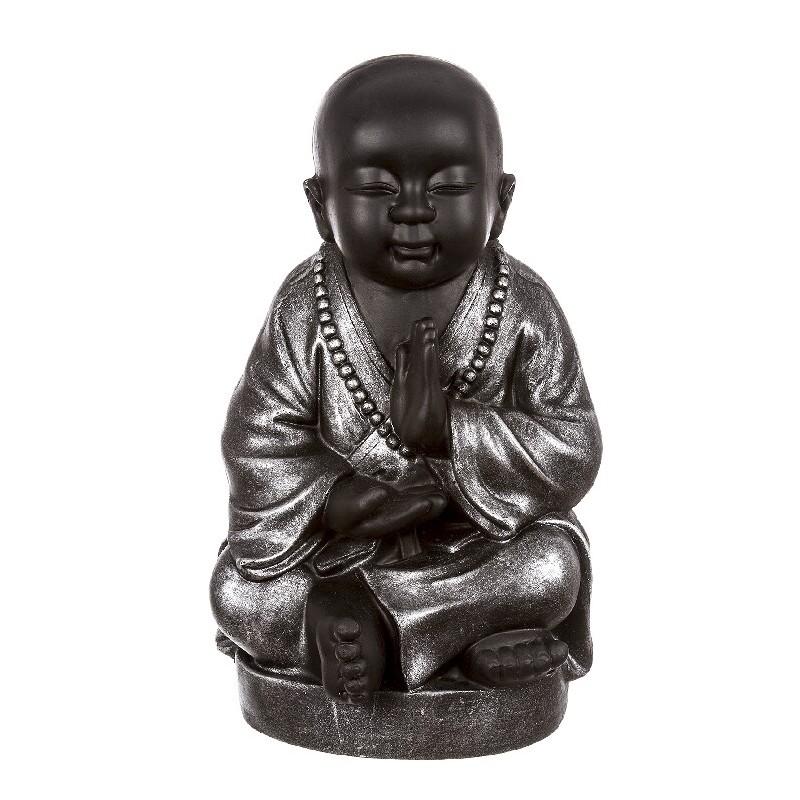 Figura buda surte sentado resina 42 cm decoracion dcasa - Figuras buda decoracion ...