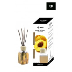 Ambientador mikado natural melocoton 100ml sin alcohol