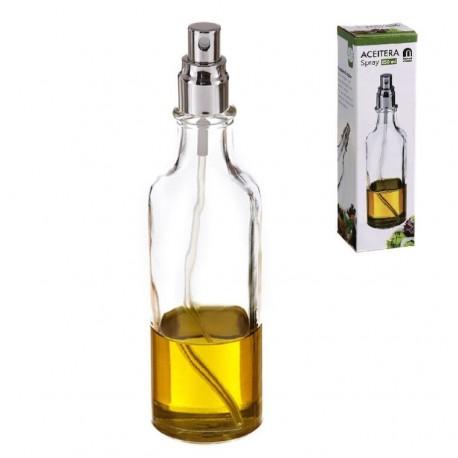 Aceitera spray en caja de 250 ml de capacidad