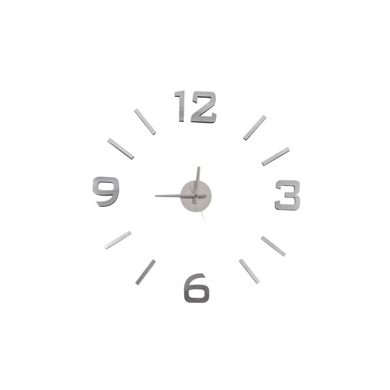 Reloj adhesivos de pared eva metal acolchado 60x60cm for Adhesivos de pared