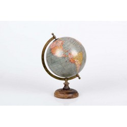 Bola del mundo Globo terráqueo (diámetro de 20cm)