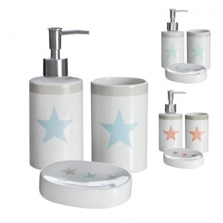 Accesorios de baño modernos estrella de cerámica para cuarto de baño ...
